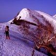 春の白神・玄関岳