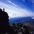 羅臼岳の山頂