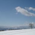 稲庭岳から岩手山方面
